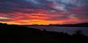 Sunset at Langbank - 3 May 2017