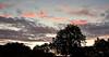 Sunset from Langbank - 20 June 2021