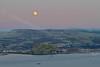 Dumbarton Rock Moonrise