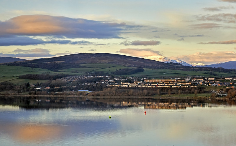 View from Langbank - 5 December 2020