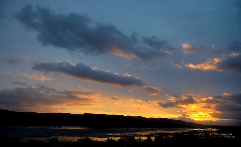 Sunrise from Langbank - 28 March 2021