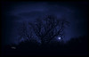 Moon at Langbank - 29 December 2020
