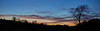 Sunset in Langbank - 18 March 2021