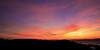 Sunset from Langbank - 14 April 2020