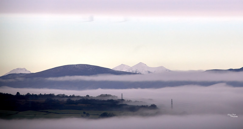 View from Langbank - 19 January 2021