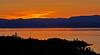 Sunset from Langbank - 24 April 2014