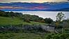 Sunset - Langbank - 4 June 2013