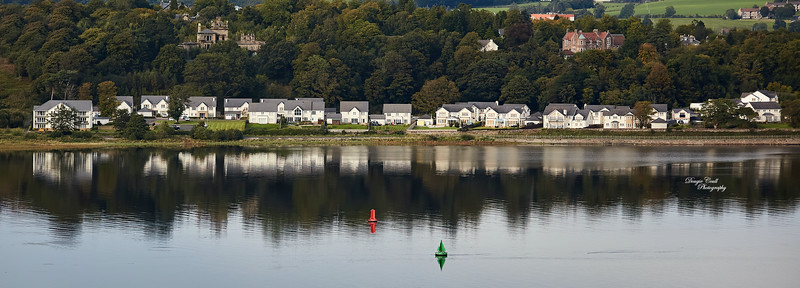 View from Langbank - 23 September 2020