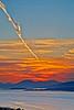 Sunset - Langbank - 7 June 2013