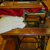 Sewing Machine at Paisley Thread Mill Museum in Paisley - 5 July 2014