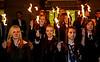 Royal National MOD in Torchlight at Paisley - 11 October 2013