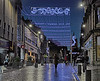 Christmas Lights in Paisley - 30 December 2020