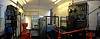 Machinery Room at the Inchinnan Bascule Bridge - 12 September 201