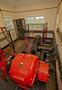 Second Machinery Room in the Inchinnan Bascule Bridge - 12 September 2013