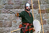 Viking Event at Rothesay Castle - 28 September 2013