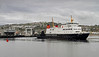 MV Argyle Departing Rothesay - River Clyde - 13 March 2012