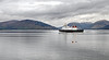 MV Bute Approaching Rothesay - River Clyde - 13 March 2012