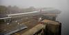 Foggy Start as I head to Rothesay - 3 November 2015