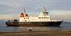 'MV Bute' Arrives at Rothesay - 28 September 2013