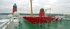 MV Argyle Upper Deck - River Clyde - 13 March 2012