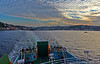 Departing Rothesay on the Last Ferry Home - 28 September 201313
