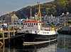 'Sea Horse II' in Rothesay Harbour - 28 September 2013