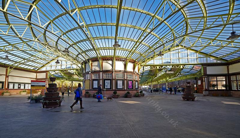 Wemyss Bay Station - 16 February 2014