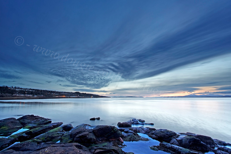 View Over Wemyss Bay - 2 February 2013