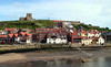 Whitby - looking to East Cliff