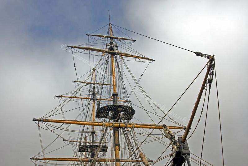 Rigging & Masts