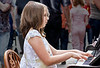 Piano Playing at Whitby - 29 July 2008