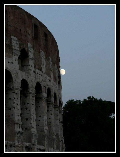 The Colosseum (Rome, Italy)