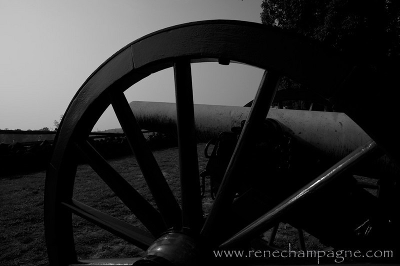 A Blast from the Past - Gettysburg, Pennsylvania