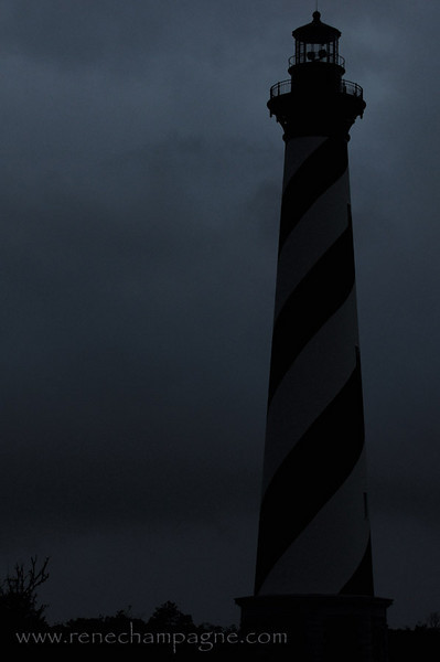 Cape Hatteras Lighthouse - The Outer Banks, North Carolina