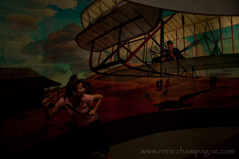 Wright's Brothers Museum - Kitty Hawk, North Carolina
