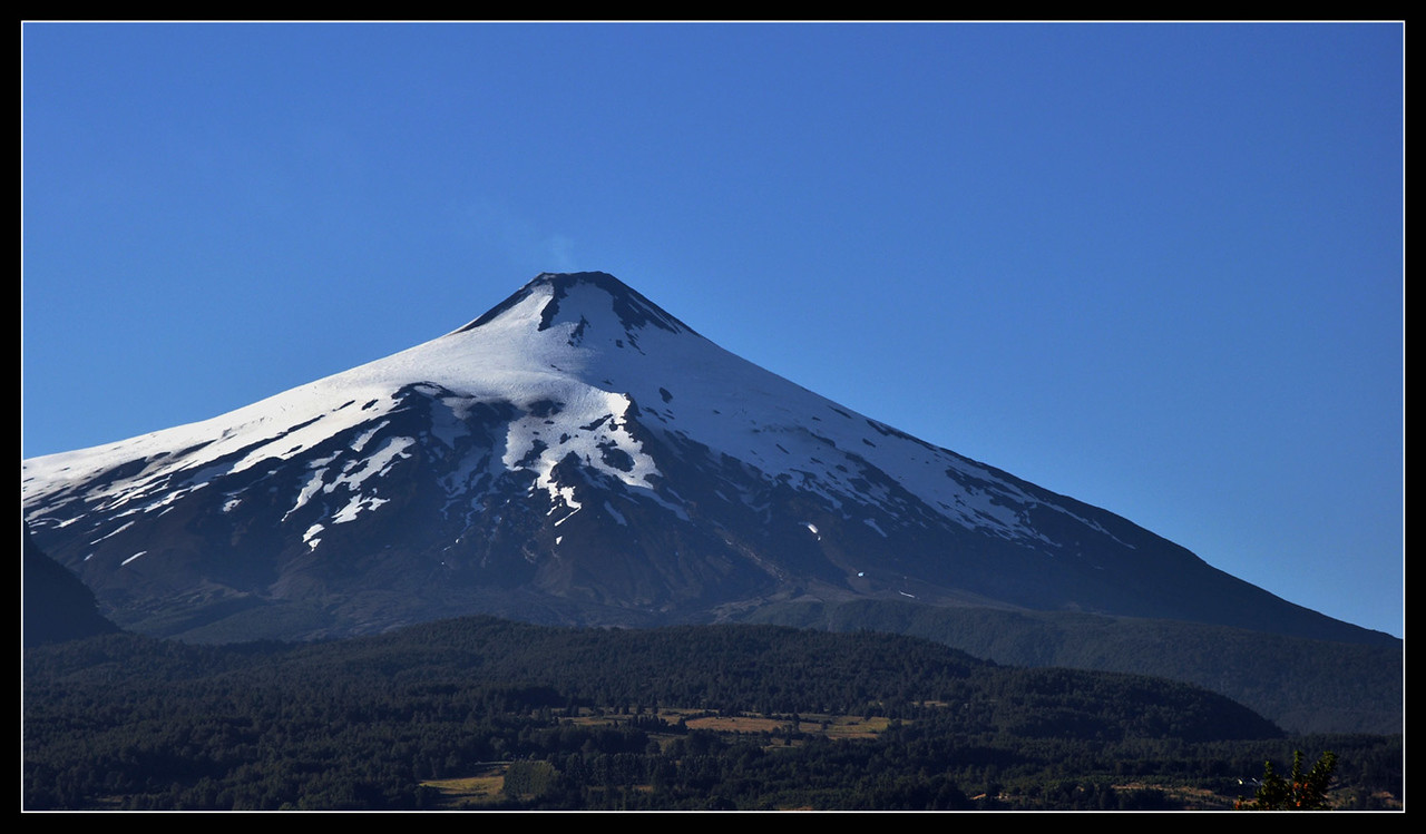 Villarrica Volcano - Pucon, Chile