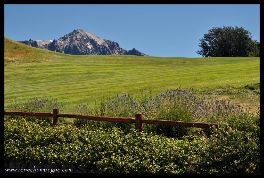 Park Llao-Llao, Bariloche, Argentina