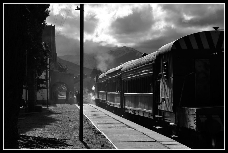 Catching a Ride Into the Past - Bariloche, Argentina