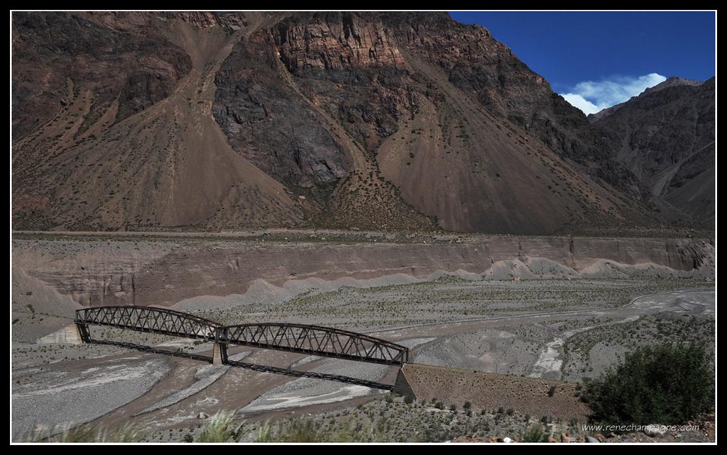 A Bridge in the Desert - Argentina