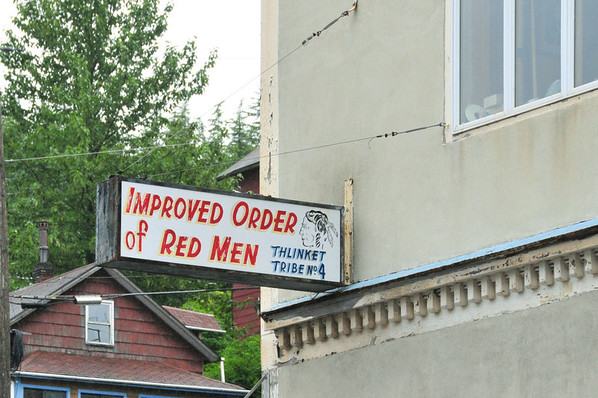 Sign in Ketchikan
