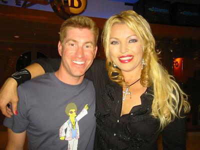 Me with Kristine W