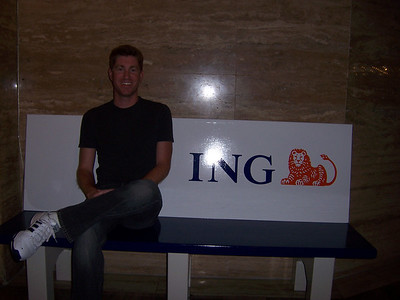 I have an ING account