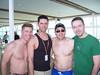 Me with Chris, Jason, and Jeff