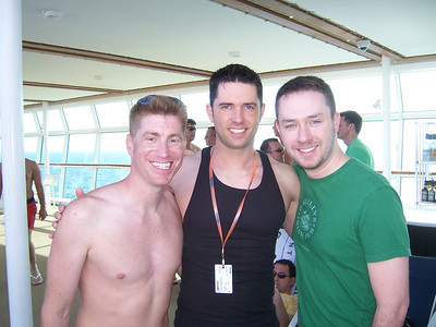Me with Chris and Jeff