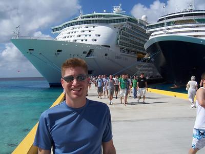 Me at Grand Turk Island