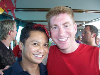 Me and Alex Mapa