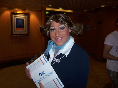 Julie, Your Cruise Director