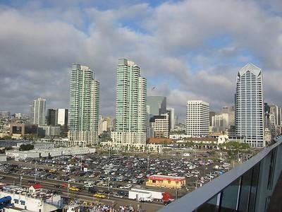 Goodbye San Diego!