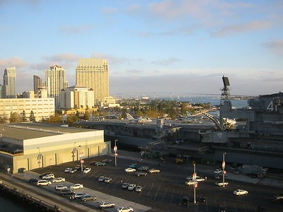 One last look at San Diego.