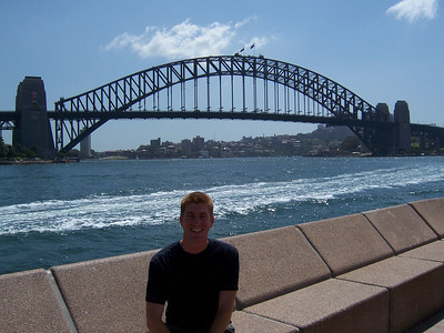 And here's the bridge